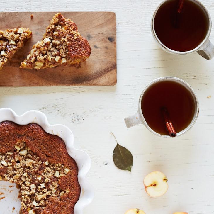 Apple Almond Breakfast Cake Recipe