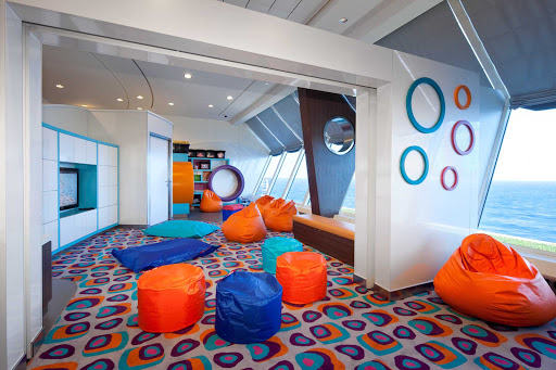 Celebrity_Infinity_Kids_Club - Keep your kids entertained while under adult supervision in Celebrity infinity's Kids Club.