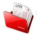 Invoice star LITE icon