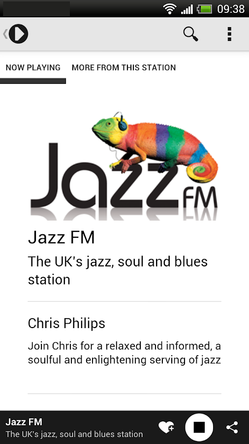 Radioplayer - Free UK Radio - screenshot