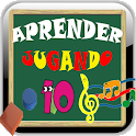 Learn Spanish playing icon