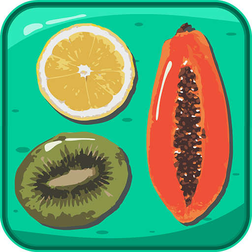 水果:測驗 益智 LOGO-玩APPs