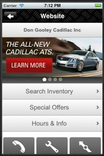 Don Gooley Cadillac - screenshot thumbnail