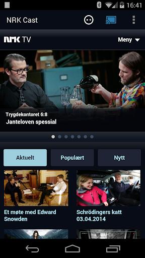 NRK Cast