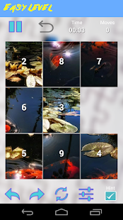 Koi Jigsaw Puzzle- screenshot thumbnail