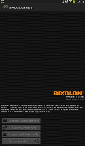 BIXOLON Printer Demo 14