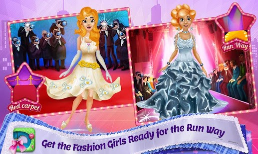 Design It! Fashion & Makeover- screenshot thumbnail