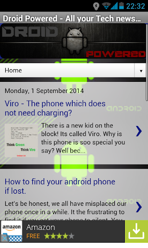 Droid Powered
