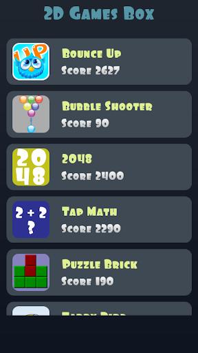 2D Games Box