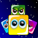 Space Bloxx Free logo