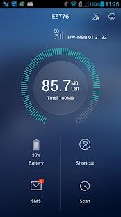 Huawei HiLink (Mobile WiFi) - screenshot thumbnail