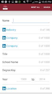 Colgate Alumni Directory - screenshot thumbnail