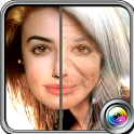 Face Aging Booth : Make me old icon