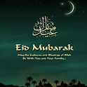 Happy Eid Mubarak Wishes logo