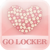 Flowerlove Theme GO Locker