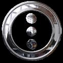 ROUND CHROME icon