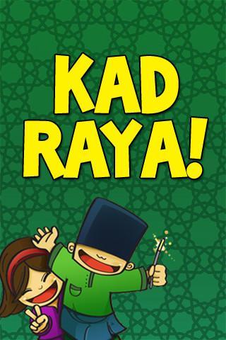 Kad Raya- screenshot