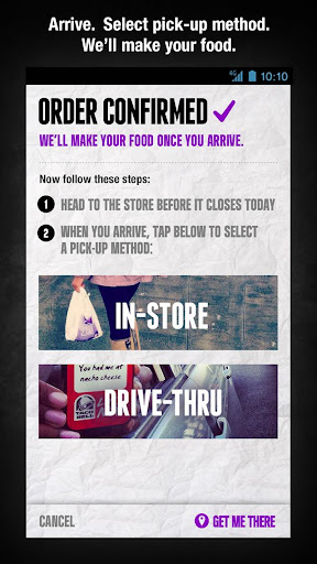 Taco Bell Screenshot