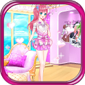 Make up spa games for girls icon