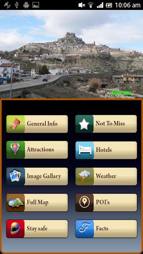 Valencia Offline Travel Guide