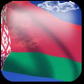 3D Belarus Flag