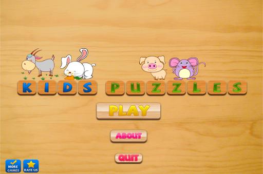 Kids Puzzles Free