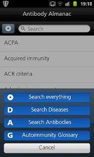 ORGENTEC Autoimmunity Guide- screenshot thumbnail