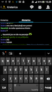 Chat mobile krstarica KRSTARICA CHAT