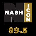 99.5 Nash Icon