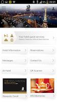 Screenshot of The Ritz-Carlton Hotels