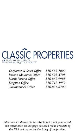 Classic Properties Real Estate