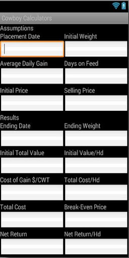 【免費商業App】USU Cowboy Calculator 1.0-APP點子