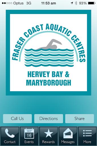 Fraser Coast Aquatic Centres
