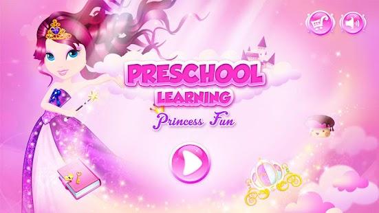 Preschool Learning: Princess