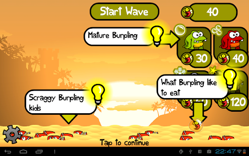 Greedy Burplings - screenshot thumbnail