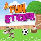 Belajar Kreatif - Fun Sticker