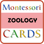 Montessori Zoology Cards
