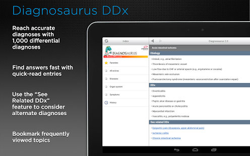 Diagnosaurus DDx - screenshot thumbnail