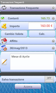 aMoney - Money management - screenshot thumbnail