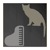 Cat Piano Memory Game
