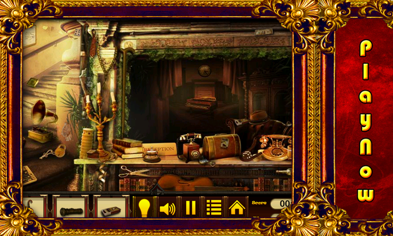 Hidden Objects : Island - screenshot