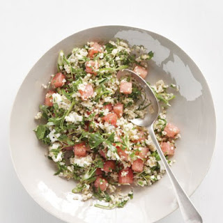 Tabbouleh with Watermelon