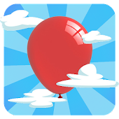Tap the balloons - for kids
