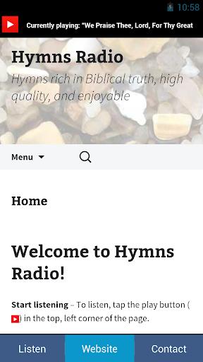 【免費音樂App】Hymns Radio-APP點子