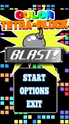 Color Tetra Block Blast