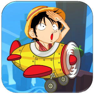 Pirate One Piece King Airplane for Android