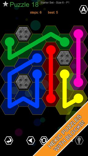 Hexic Link - Blocked