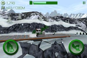Screenshot of Hess Tractor Trek