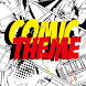 COMIC BOOK ADW Theme HD