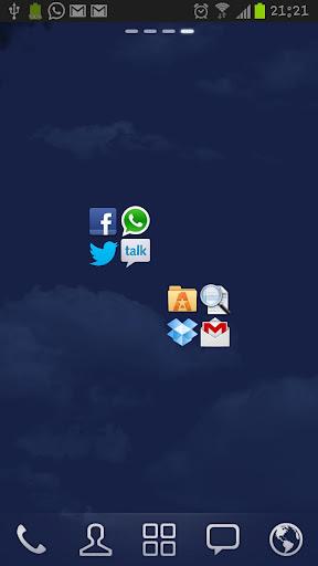Widget App Launcher